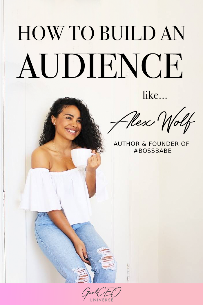 how to build a book audience